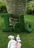 Mr & Mrs Littleton remember their own wedding day